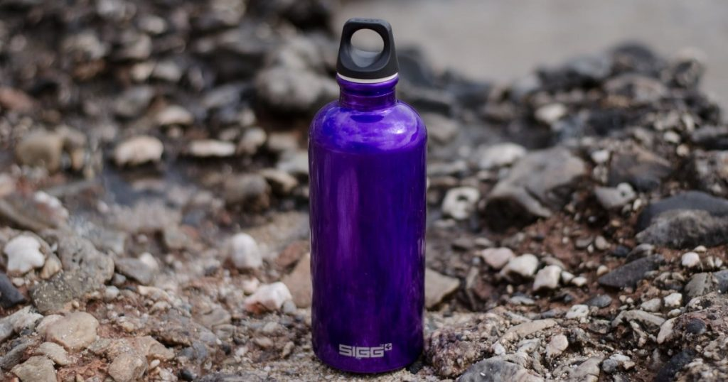 ūdens pudele